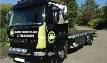 Affordable roadside recovery service and breakdown mechanics - Bates Recovery, Belfast, Northern Ireland, Ph: 07788600600